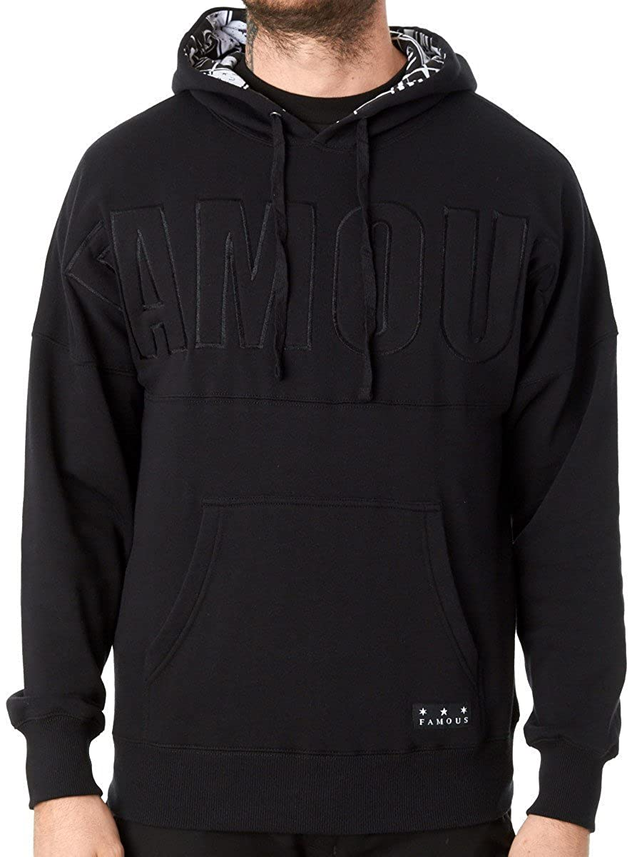 Famous Stars and Straps Männer Bass Pullover Hoodie