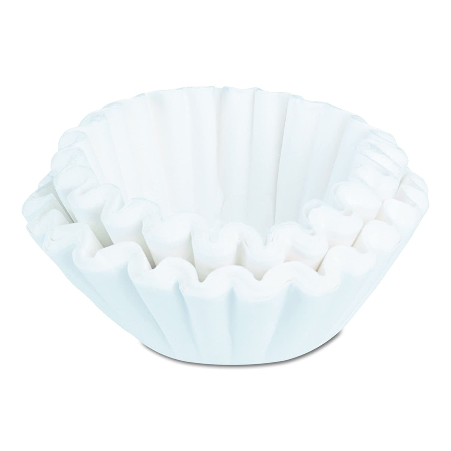 Bunn A10 Paper Coffee Filter for 8, 10 Cup Brewers and Home Models (Case of 1000) Bunn-O-Matic Corporation