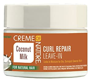 Creme Of Nature Coconut Milk Curl Repair Leave-In 11.5 Ounce (340ml)