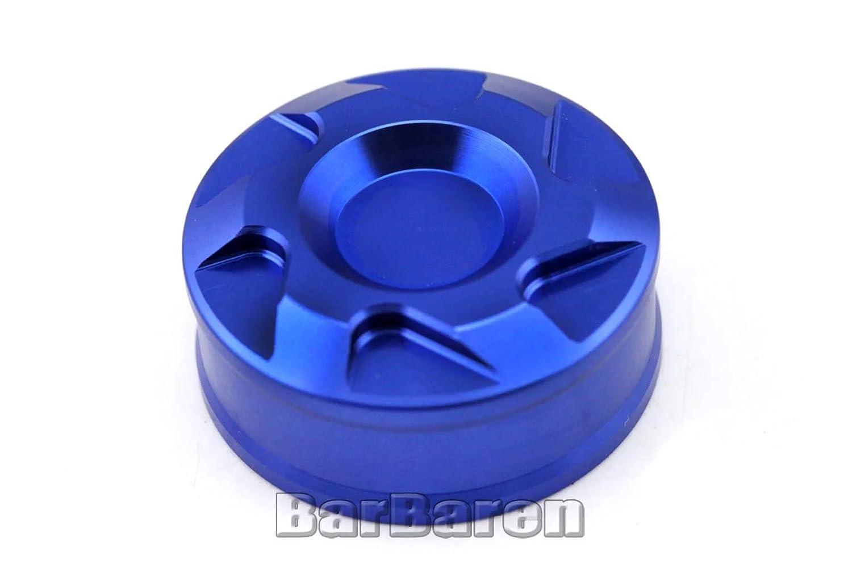 Barbares Couvercle pour réservoir à liquide de frein embrayage roue arrière Couverture CNC Clutch Cylindre Réservoir pour Honda CB1000R 2010–2015CBR10002004–2007en plusieurs couleurs OC-88743-1