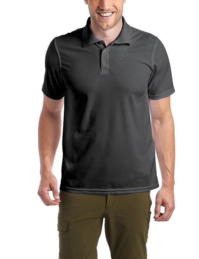 maier sports - Camiseta de Acampada y Senderismo para Hombre ...