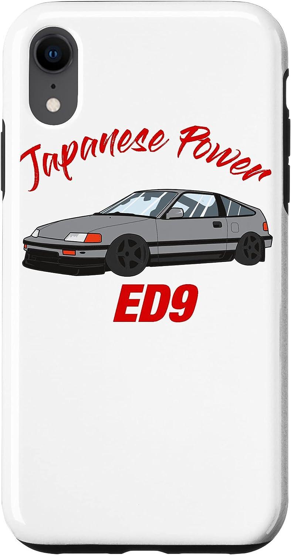 iPhone XR japanese power ed9 Case