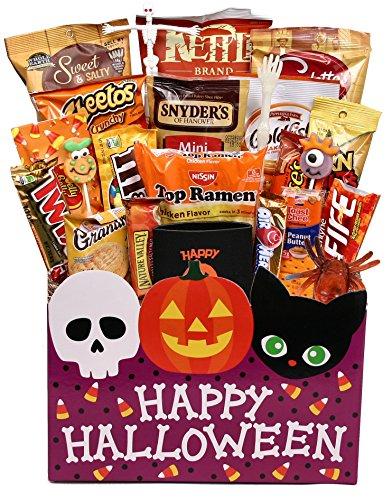 Halloween Celebration Gift Basket