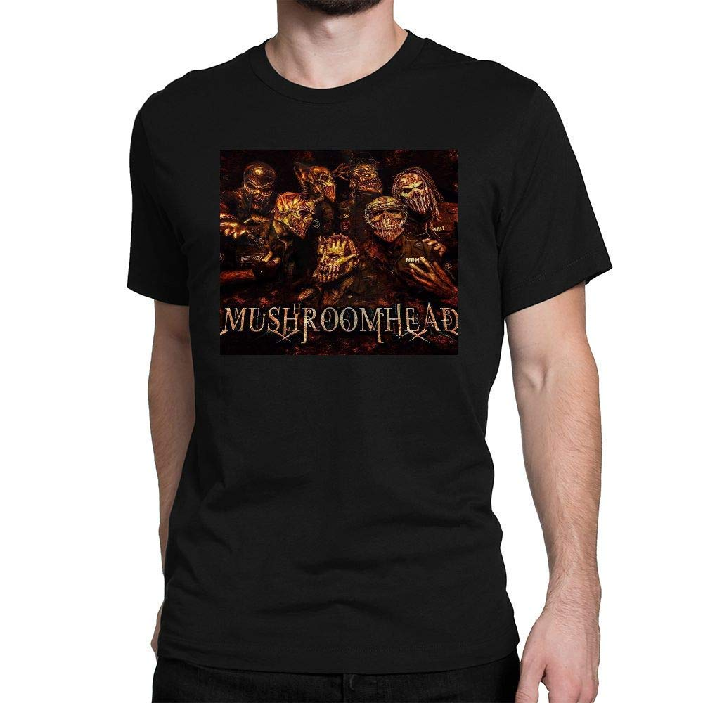 Mens Mush Cotton Cool T-Shirt