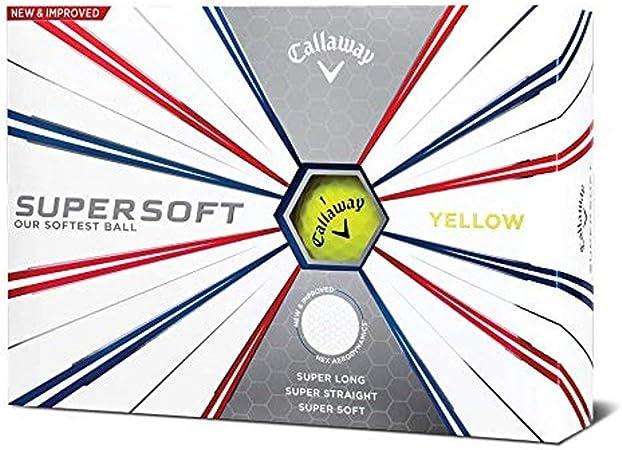 Image ofCallaway Golf 2019 Supersoft - Pelotas de Golf