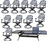 Backyard bundel mycustom order patio furniture 16 piece set.