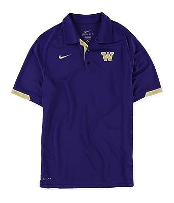 Nike Mens Huskies Dri-Fit Rugby Polo Shirt: Amazon.es: Deportes y ...
