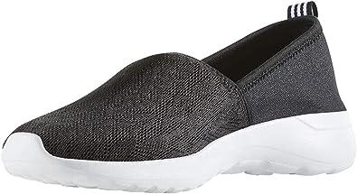 Adidas Cloudfoam Lite Racer Zapatillas De Running Para Mujer Negro Blanco 11 Amazon Es Zapatos Y Complementos