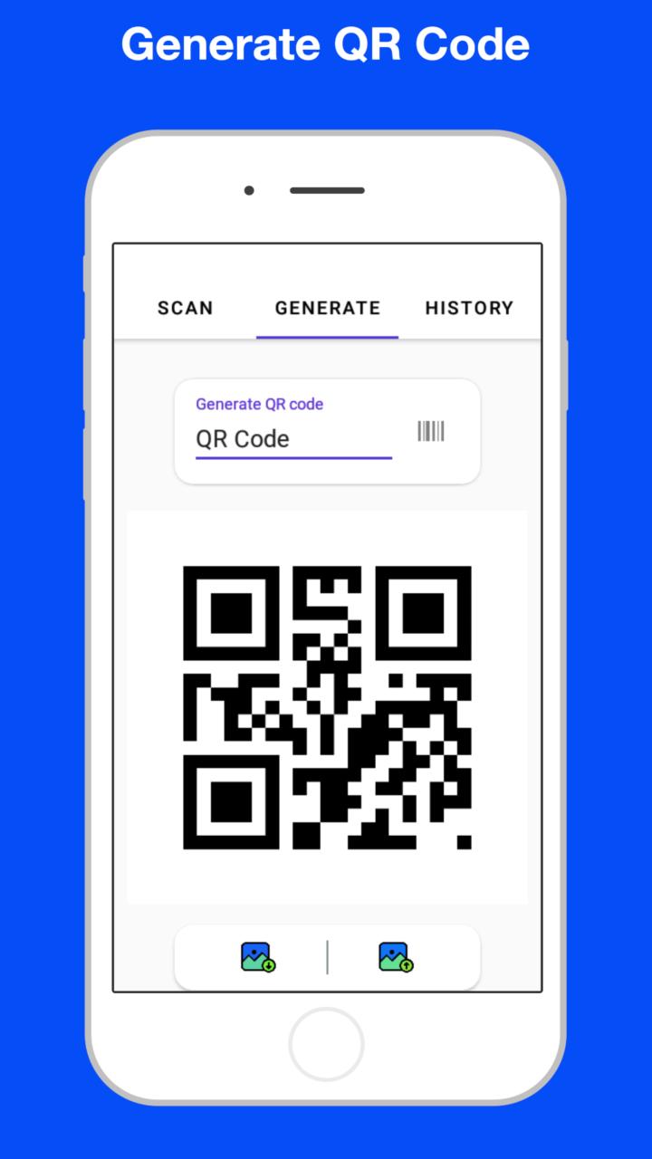 Amazon com: Barcode Scanner & Barcode Generator QR Code