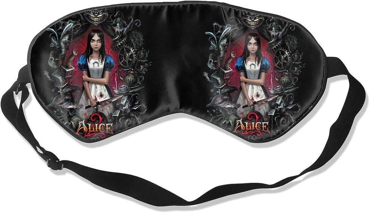 Alice Madness Unisex Stylish And Comfortable Sleep Protection