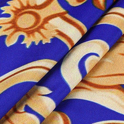Imprimé 3d Grande Courtes Hommes shirt bleu Tees covermason shirts C T T À M Taille Creative Top 4xl Graphique Occasionnel Manches dzrZArX