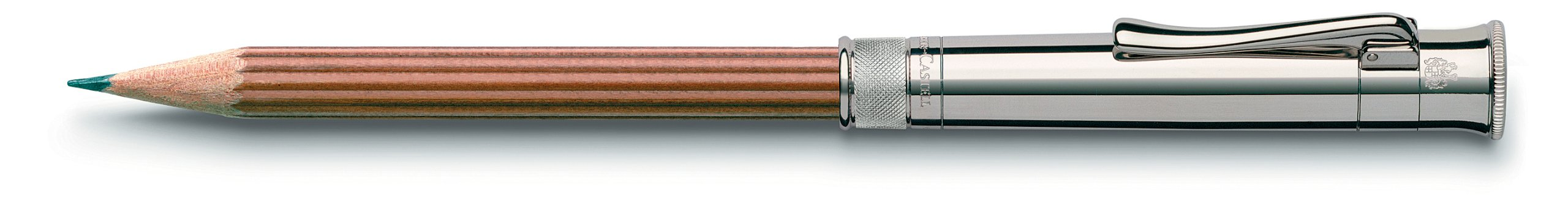 Faber-Castell von Graf: Perfect Pencil Platinum Brown by Faber-Castell (Image #2)