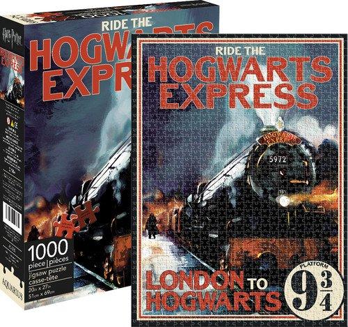 Aquarius Harry Potter Hogwarts Express 1000 Piece Jigsaw Puz