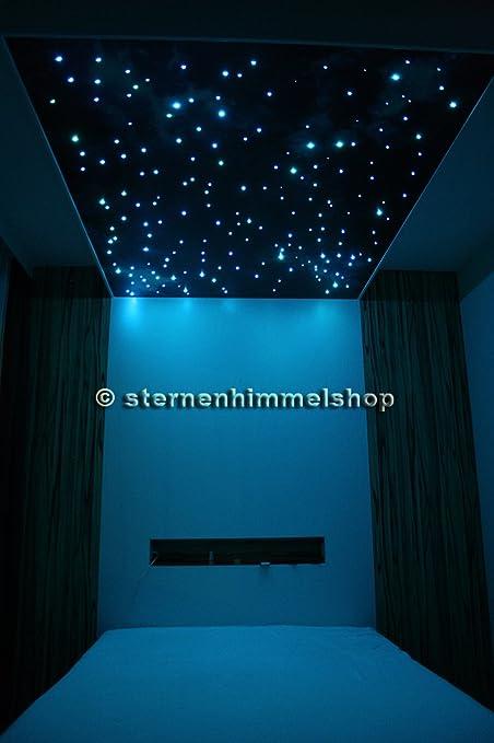 27 opinioni per Kit Cielo Stellato RGB LED 5 W 240 Fibre Ottiche cambiacolore con telecommando