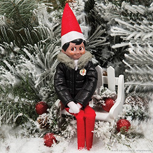 Elf on the Shelf Puffy North Pole (Elf On The Shelf Outfits)