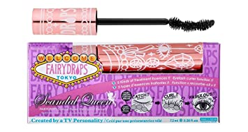 70b737db873 Image Unavailable. Image not available for. Color: FAIRYDROPS Scandal Queen  Waterproof Mascara
