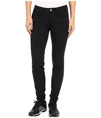 Nike Jean Pant 3.0 Women's Golf Pants (6 x 30L, Black)