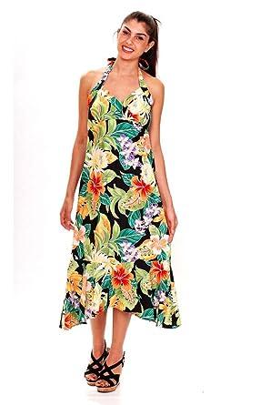 Original Hawaiian Dress, Authentique Originale hawaïenne S-2XL ...