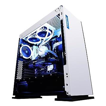 Amazon.com: segotep el Micro ATX – Torre Gaming Computer ...
