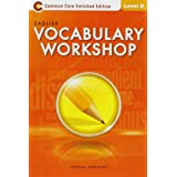 Vocabulary Workshop: Enriched Edition: Student Edition: Level D (Grade 9)