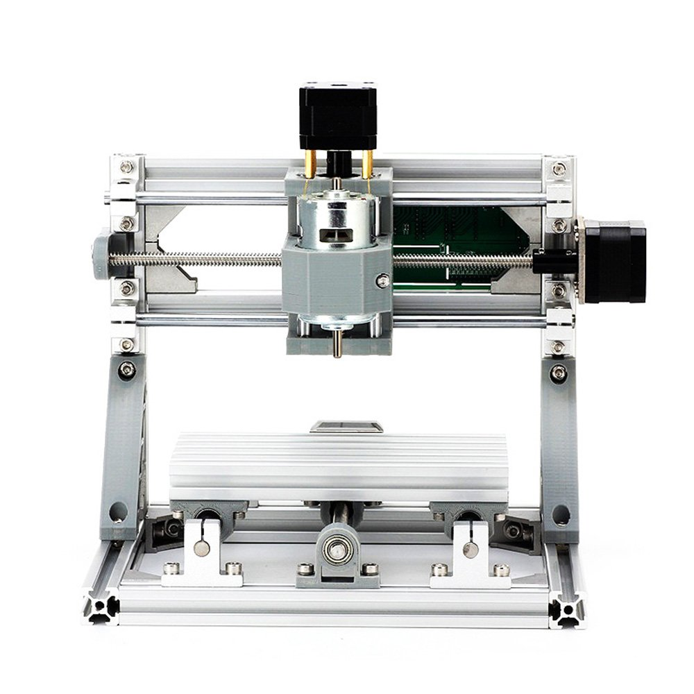 MYSWEETY DIY CNC Router Kits 1610 GRBL Control Wood Carving Milling ...
