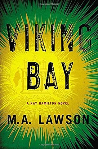 book cover of Viking Bay