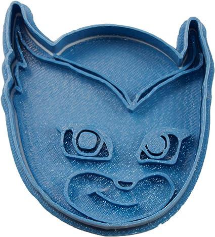 Cuticuter PJ Masks Owlette Cortador de Galletas, Azul, 8x7x1.5 cm