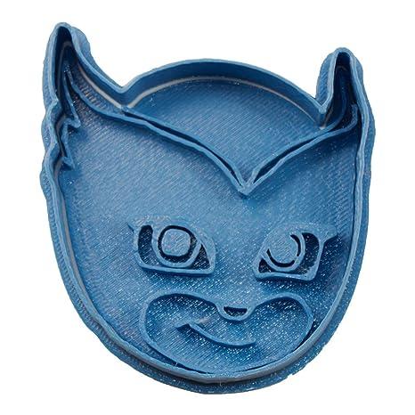 Amazon.com: Cuticuter PJ Masks - Cortador de galletas con ...