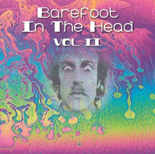 Barefoot in the Head Vol 2 - Psychedelic Gem (Bare Head Heads)