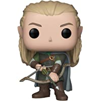 Funko Figure Pop Movies Lord of The Rings Legolas, Multicolor