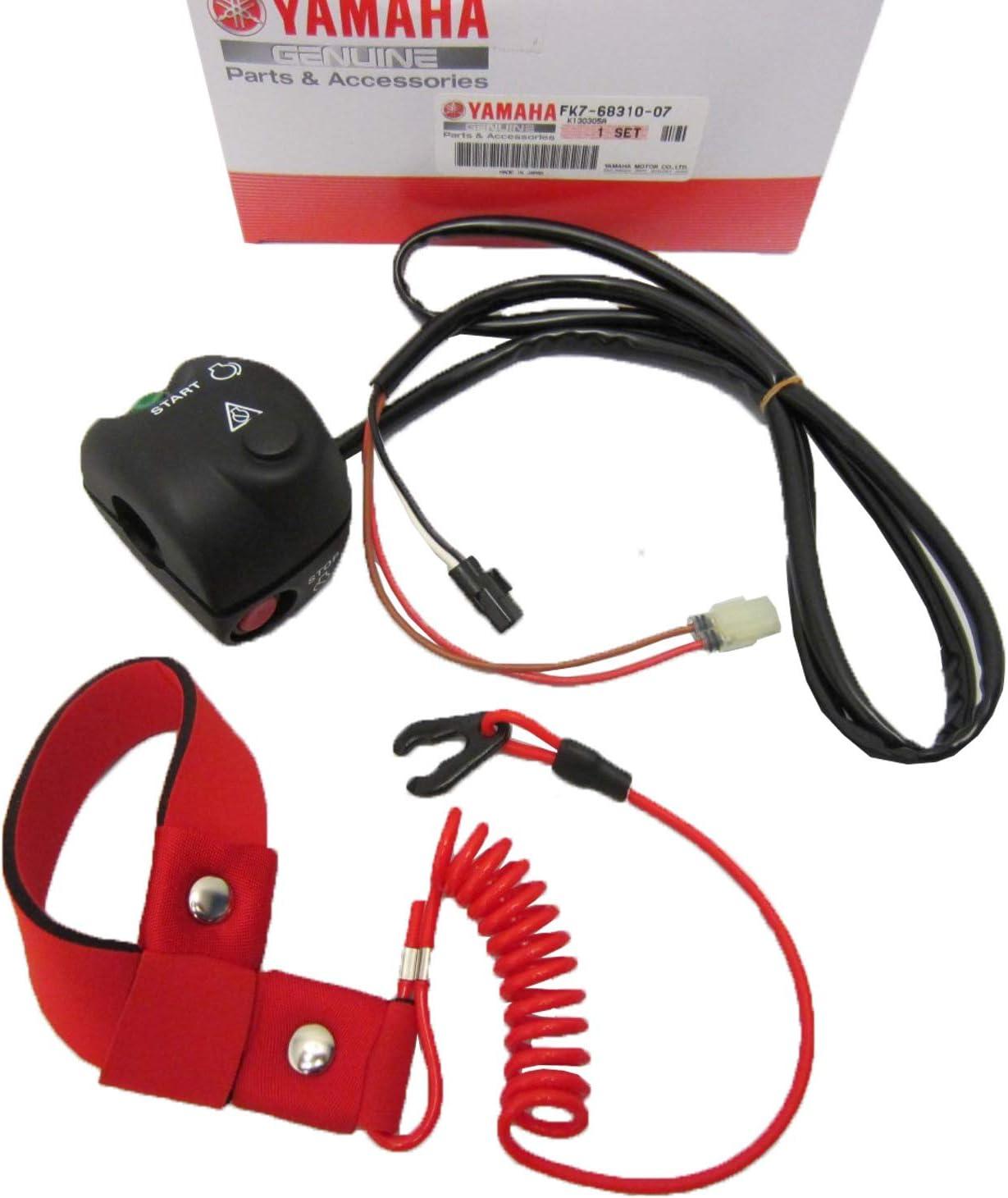 7XE-43610-01-00 Yamaha Tilt lock assy 7XE436100100 New Genuine OEM Part