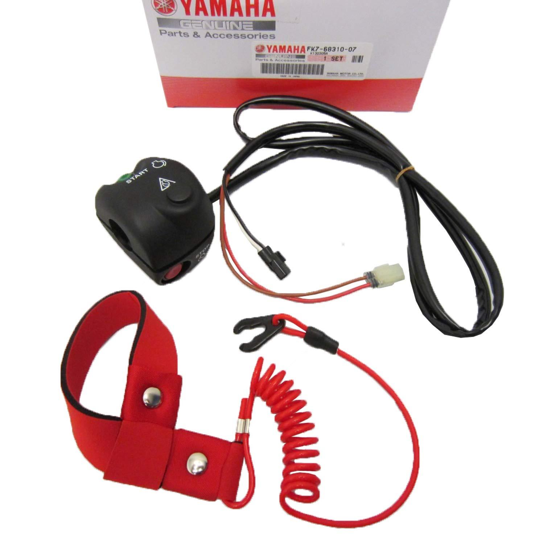 Yamaha FK7-68310-07-00 SWITCH BOX ASSY; FK7683100700 by Yamaha