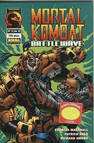 Mortal Kombat: Battlewave numero 2: Dias de tormenta, noches ...