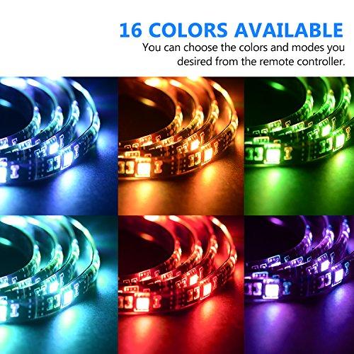 Sunnest-LED-Strip-USB-TV-Backlight-Lights