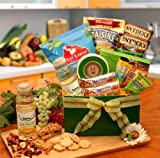 Healthy Snacks Gourmet Gift Box