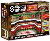 Spicy Shelf Deluxe - Expandable Spice Rack and