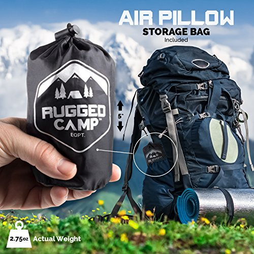 Camping-Pillow-Inflatable-Travel-Pillows-Multiple-Colors-Compressible-Lightweight-Ergonomic-Head-and-Neck-Support-For-Camping-and-Plane-Travel-Lumbar-and-Back-Support-For-Your-Office-Chair