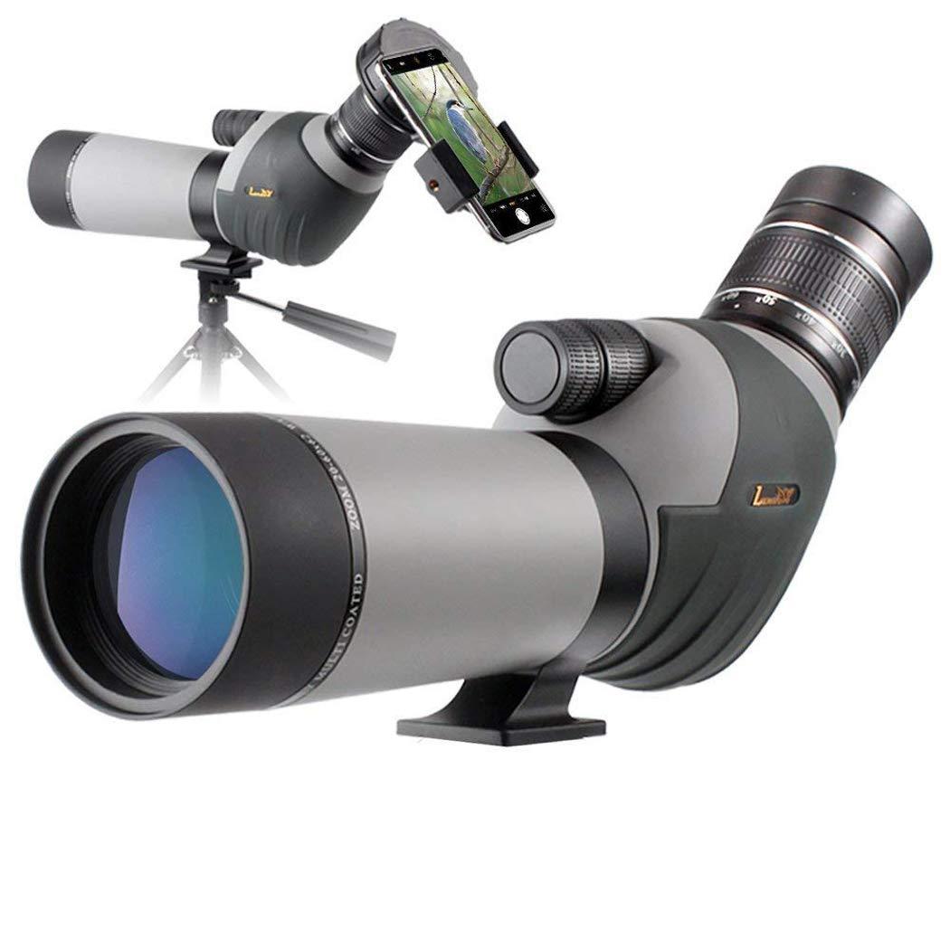 品質満点 20-60x80ズームスポットスコープHD B07MNLW48X 24mm 24mm BAK4アングルドビッグアイピースデュアルフォーカス望遠鏡アダプター防水スコープで鳥の観察野生動物のターゲットシューティングハンティング B07MNLW48X, 黄河文化店:e85638f3 --- a0267596.xsph.ru