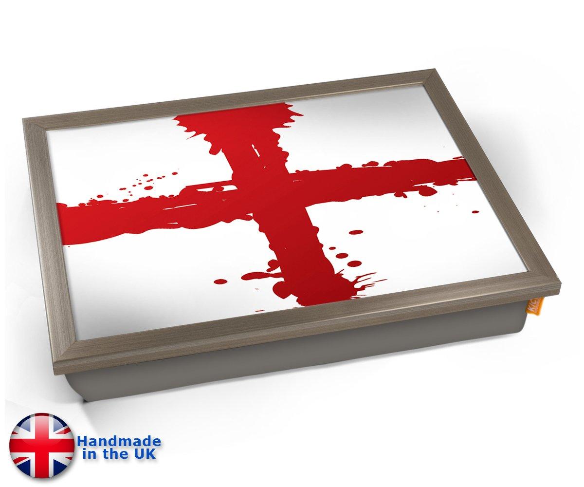 KICO St Georges - Puf con Bandera de Inglaterra (Acolchado ...