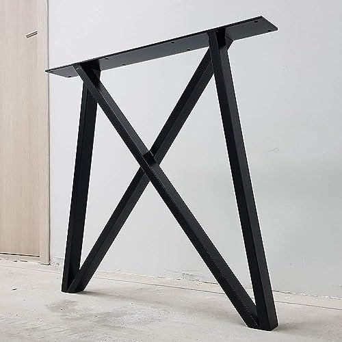 Pied De Table Fer.2x Pieds De Table Industriel Pieds En Metal Pieds De Fer