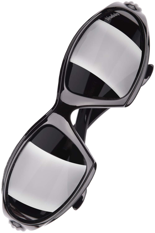 Verdster Gafas de sol POLARIZADAS Airdam Para Hombres – Aptos para Conducir, Pescar e Ir en bicicleta – Montura Envolvente Cómoda con Protección UV – ...