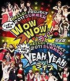 Hello! Project 2011 SUMMER ~ ニッポンの未来は WOW WOW YEAH YEAH ライブ ~完全版 [Blu-ray]
