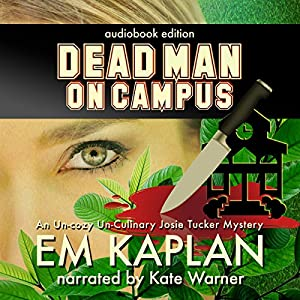 Dead Man on Campus Audiobook