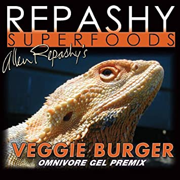 Repashy Veggie Burger Repashy Ventures Inc.