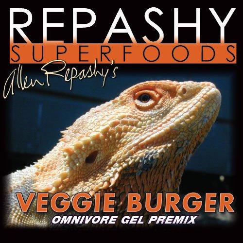 Repashy Veggie Burger - All Sizes - 3 Oz (Veggie Treat Jar)