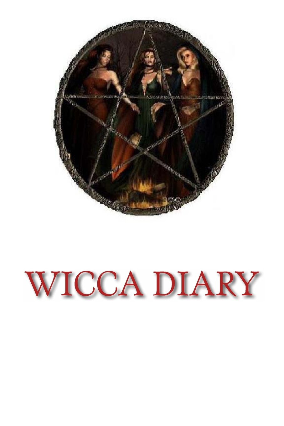 Wicca Diary: Blank Personal Use Wicca Diary: Richard Craft: 9781475131130:  Amazon: Books