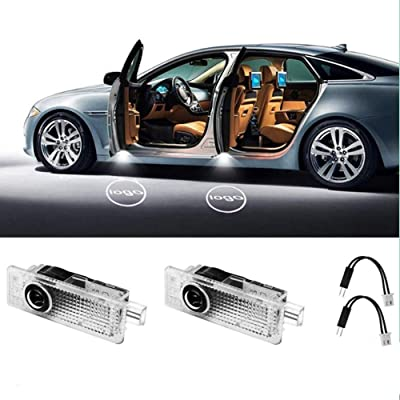 Car Door Light Welcome Projector Ghost Shadow Light For MINI 2 Pack: Automotive