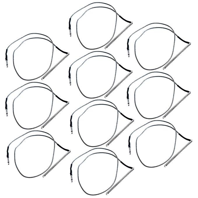 Under Saddle Pickup Wiring Diagram