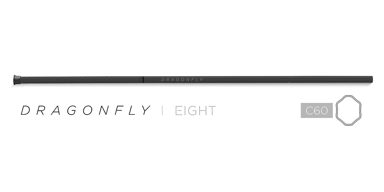 Amazon.com: EPOCH Lacrosse libélula ocho ejes, negro, 40 ...