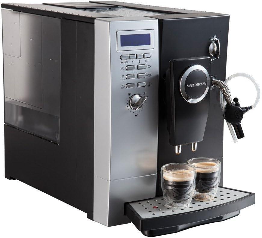 Máquina de café Viesta Eco 200 Cafetera totalmente automática Café ...